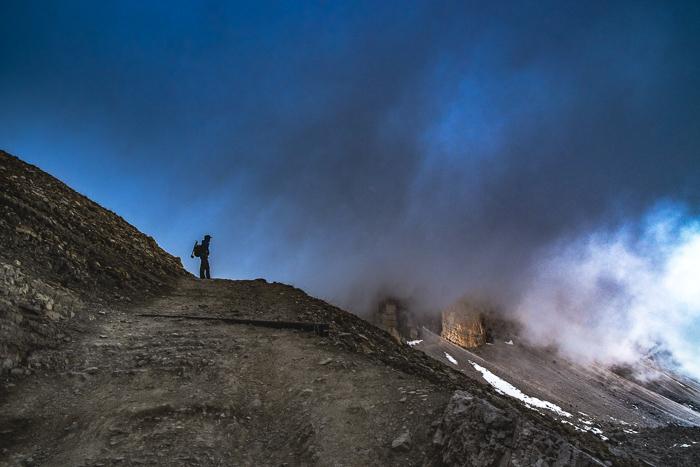 Shell Eide and Jonas Kiesecker Dolomites in Italy 2